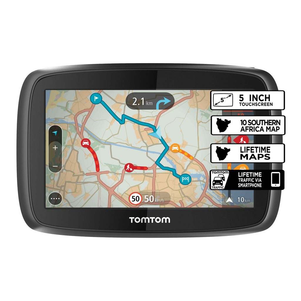 tomtom go50 traffic gps egadgets south africa. Black Bedroom Furniture Sets. Home Design Ideas