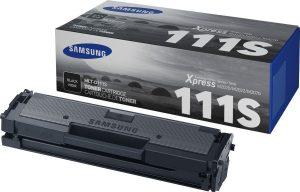 Samsung MLT D111S Black Laser Toner Cartridge