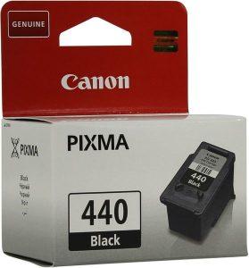 Canon PG 440 Black Ink Cartridge