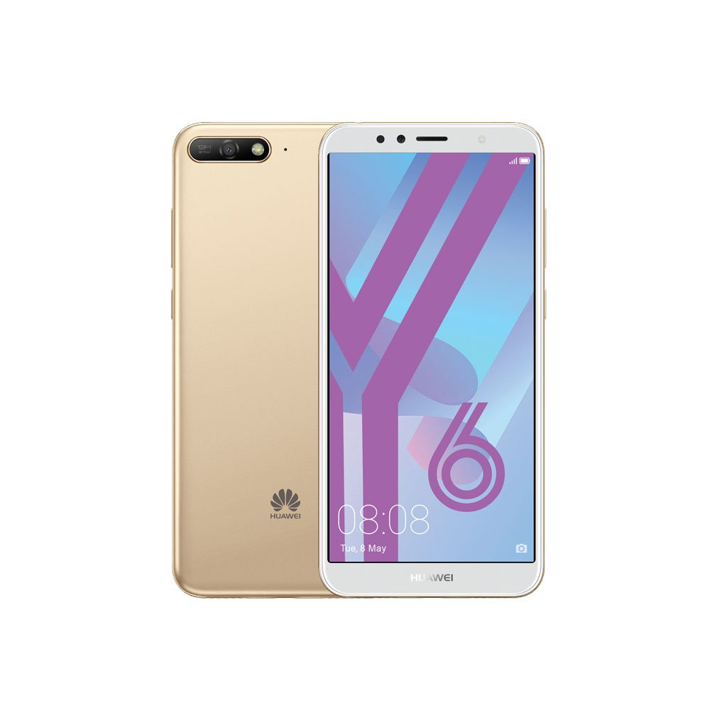 Huawei Y6 2018 (Gold) - Free Delivery