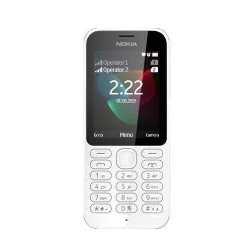 Nokia 222 White Phone