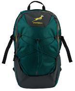 Springbok Flanker 28L Daypack Green.gold