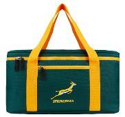 Springbok Tailgate 21L Cooler Bag Green.Gold