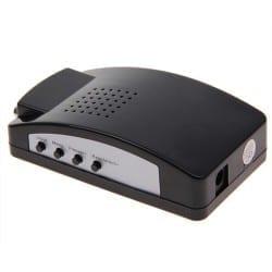 HDCVT AV SD to VGA Converter