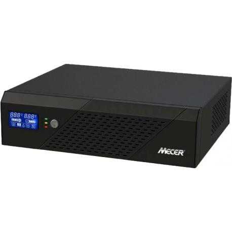 mecer 2400va 1440w inverter battery charger ups