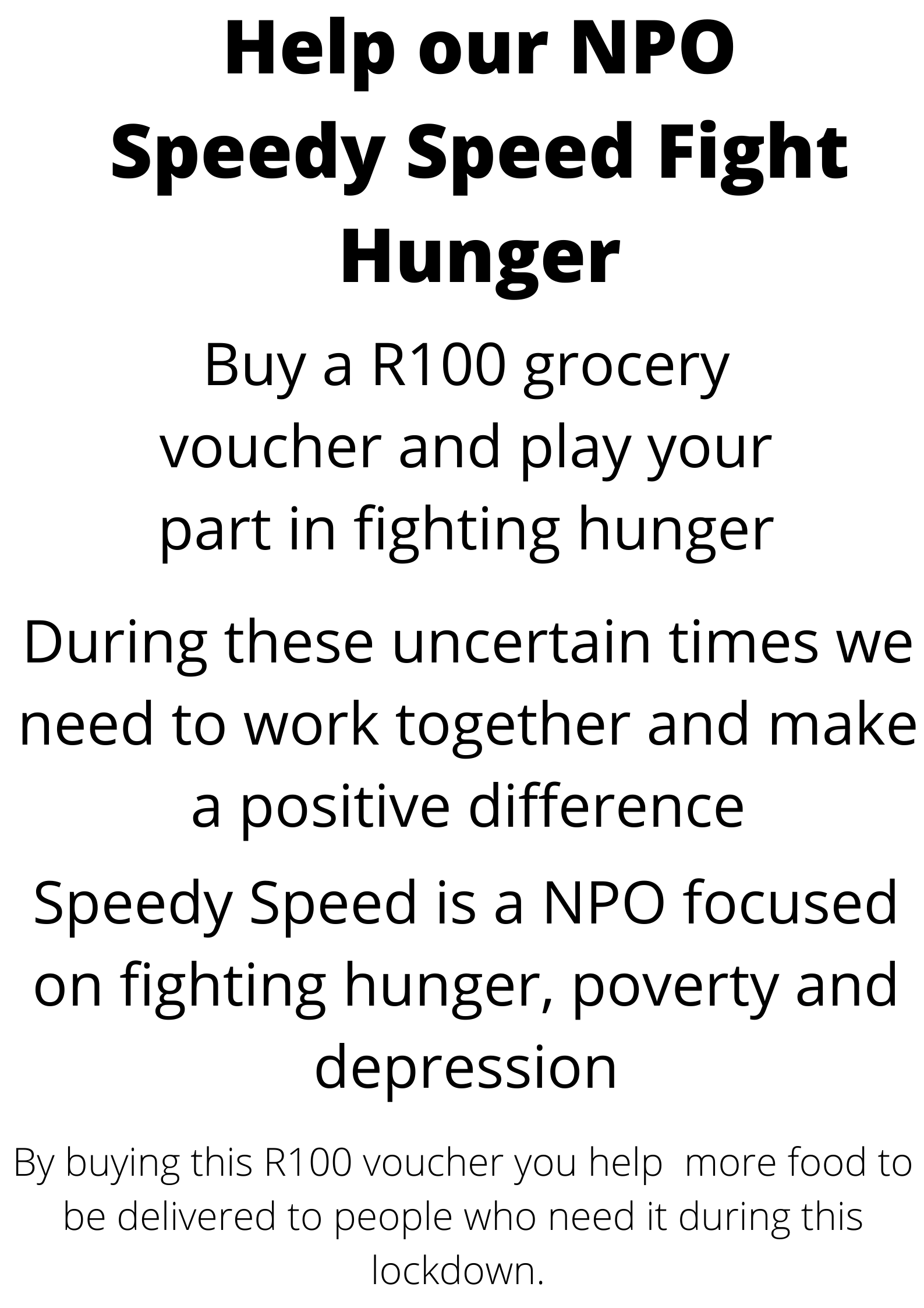 Help us Fight Hunger3
