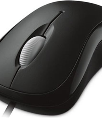 Microsoft Basic Optical Mouse Blck PS2/USB Busines