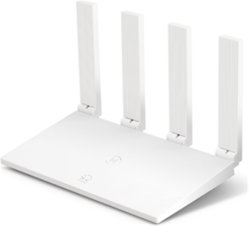 Huawei AC1200 Wi-Fi router. Up to 32 Wi-Fi users. 4 antennas. GE ports/ DUAL Band.