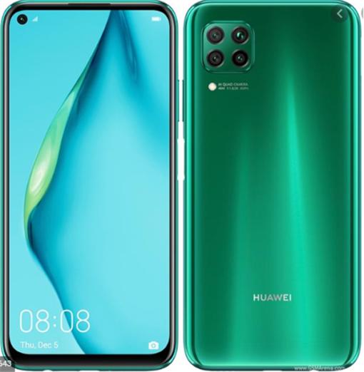 Dual SIM/6.4' FHD/16.7M Colors/6GB+128GB/HMS/ 16MP Front Camera/48MP+8MP+2MP+2MP Rear Camera/4100mAh.Huawei Kirin 810