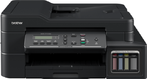 Brother DCPT710W Ink Tank System 3-in-1 with wireless networking capabilities (3YR/50000 pgs carry-in)