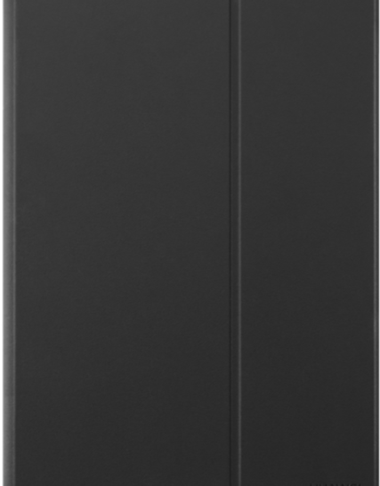 Black Huawei Media Pad T3 10 Flip cover