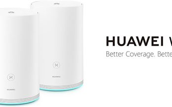 Huawei 1Gbps PLC Turbo Mesh Wi-Fi Routers/Theoretical download rate up to 1867 Mbps* with hybrid networking/1xGE WAN/2xGE LAN/