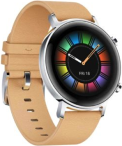 Huawei Watch GT 2 Classic 42mm Gravel Beige