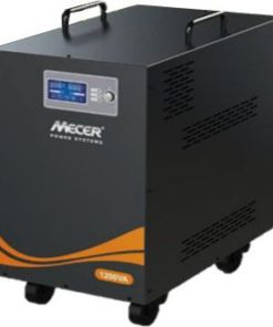 Mecer Inverter with Housing and Wheels 1200VA