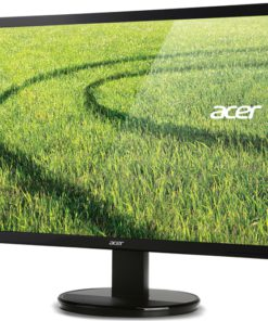 Acer 61cm 24'' W/ KA240Hbid/ 5ms 100M:1 ACM 250nits LED DVI HDMI S.Africa EMEA MPRII Black Acer EcoDisplay