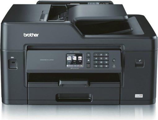 Brother A3 InkBenefit 4-in-1 MFC with Double-sided Printing/ wireless networking capabilities (3YR onsite)