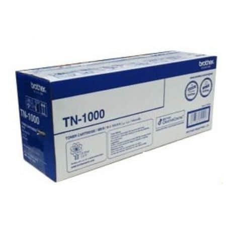 brother tn 1000 black toner cartridge tn1000