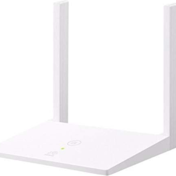 Huawei N300 Wi-Fi router.4 x 10/100Mbps Ethenet ports.300Mbps/Single band