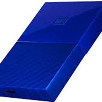 MY PASSPORT 1TB BLUE WORLDWIDE