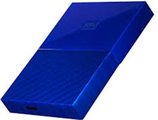 MY PASSPORT 1TB BLUE WORLDWIDE