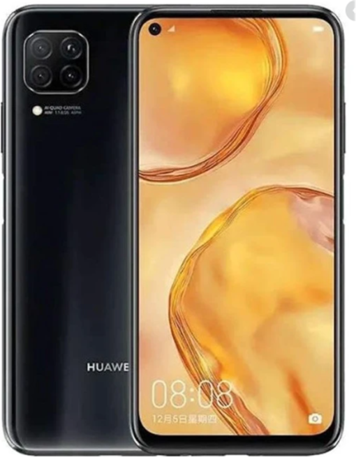 Dual SIM/6.4' FHD/16.7M Colors/6GB+128GB/HMS/ 16MP Front Camera/48MP+8MP+2MP+2MP Rear Camera/4100mAh.Huawei Kirin 810