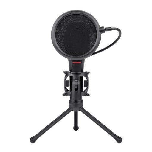 Redragon QUASAR Omnidirectional USB Condenser Microphone Tripod 3