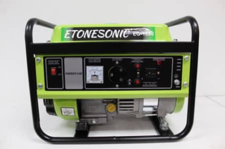 Generator Etonesonic EG 1500 Gasoline 2