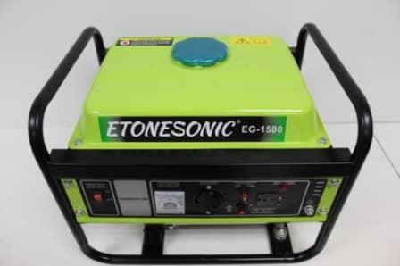 Generator Etonesonic EG 1500 Gasoline
