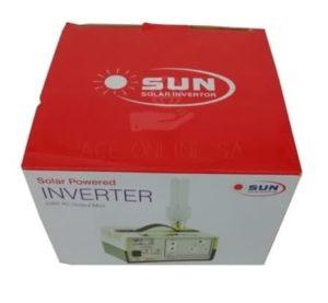 SUN Solar powered INVERTER S 130