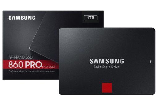 MZ76P1TOBW SAMSUNG 860 PRO 1TB SATA SSD