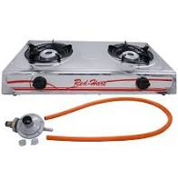 Red Hart 2 Burner Stainless Steel Gas Stove RH2650a