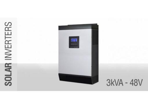 SOL I AX 3MPLUS 48 MECER 3KVA 3KW 3000W MPPT 48V