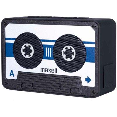 Maxell BT 90 Bluetooth Cassette Speaker Silver