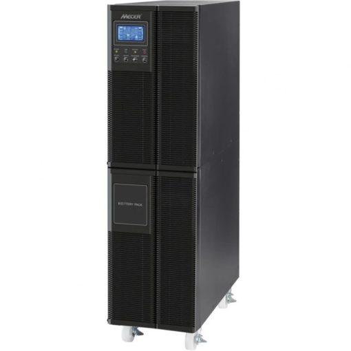 mecer wptu wpru 6 10kva on line tower extended battery bank