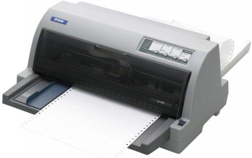 epson lq 690 dot matrix printer c11ca13041 2fe