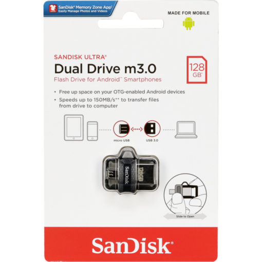 Sandisk Ultra Dual 128gb