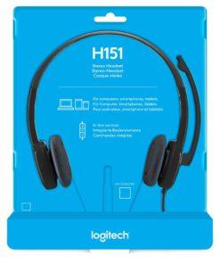 logitech h151 6