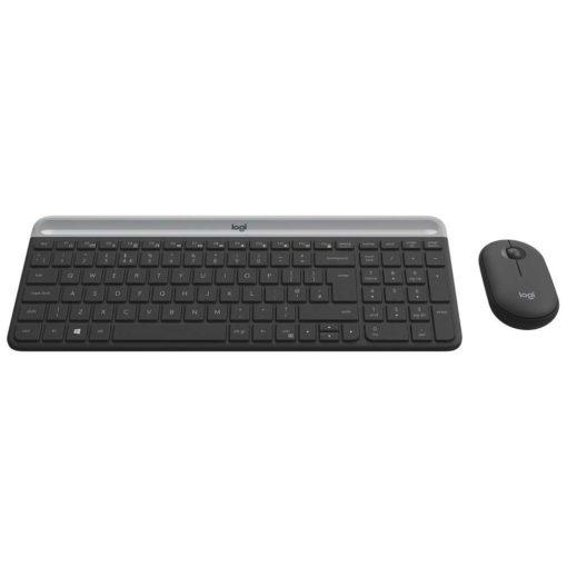 logitech mk470 wireless mouse and keyboard 2