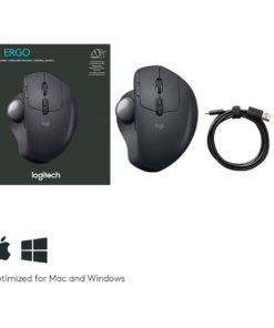 logitech mx ergo wireless mouse 4