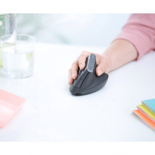 logitech mx vertical ergonomic wireless mouse 2
