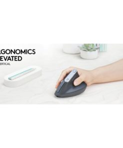logitech mx vertical ergonomic wireless mouse 4