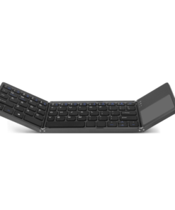 ultra link ul fkb02 foldable bluetooth keyboard with touchpad 1