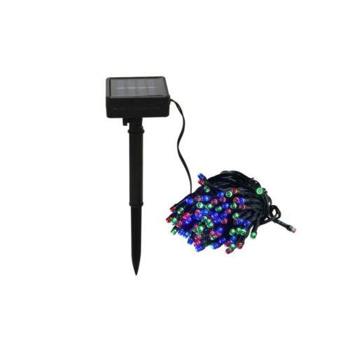 ultra link ul solfl02 100 x solar fairy string lights colouful
