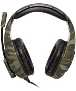 voyager gaming headphones with mic green 2