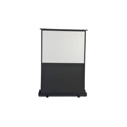 ultralink portable floor projector screen size 1500mm x 1500mm